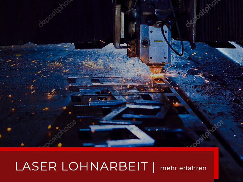Laser Lohnarbeit